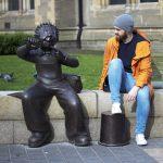 Oor Wullie Statue