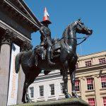 Glasgow Cone Statue