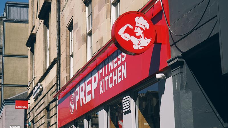Prep Fitness Kitchen Glasgow