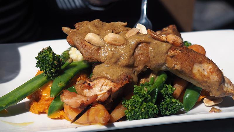 Chicken Satay Skewers - Prep Fitness Kitchen