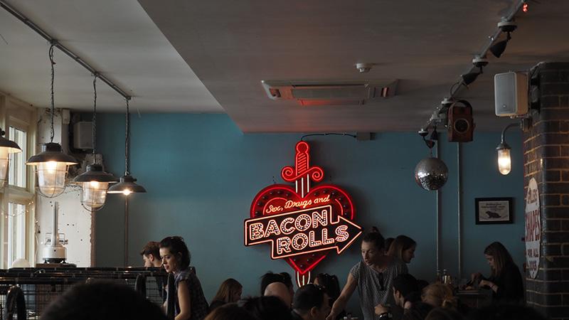 Breakfast Club Spitalfields