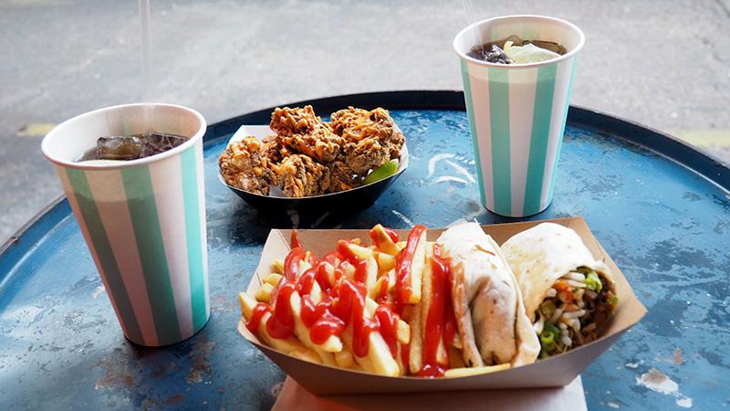 Dinerama Food