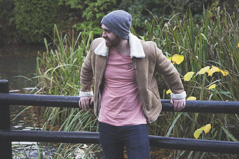 Male Fashion Blogger