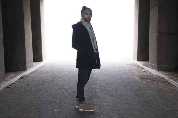 Men's Winter Outfit