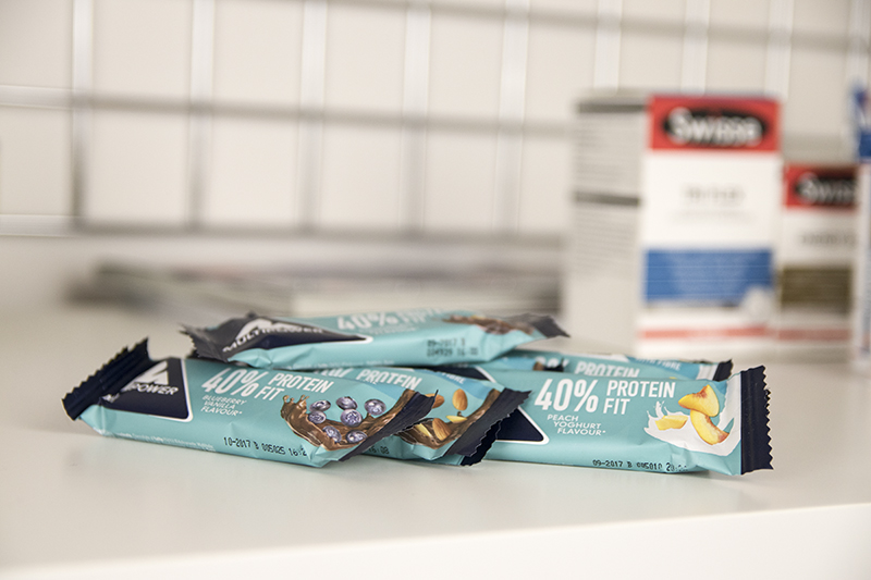 Multipower Protein Bars