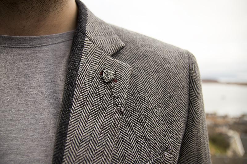 Blazer Details